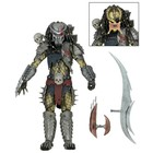 Predator Concrete Jungle Action Figure Ultimate Scarface (Video Game Appearance)