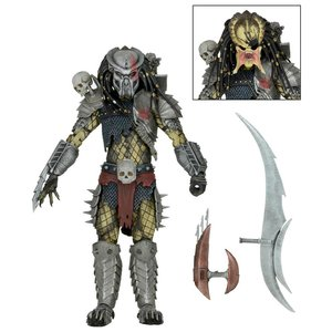 Predator Concrete Jungle Actionfigur ultimate Scarface (Videospiel Appearance) 20 cm