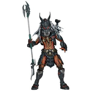 Predator Deluxe Actionfigur Clan Leader 20cm