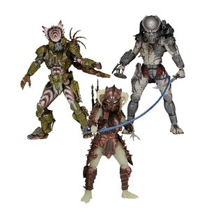 Predators Actionfiguren 20cm Series 16 Sortiments