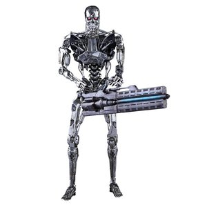 Terminator Genisys Movie Masterpiece Actionfigur 1/6 Endoskeleton 33 cm