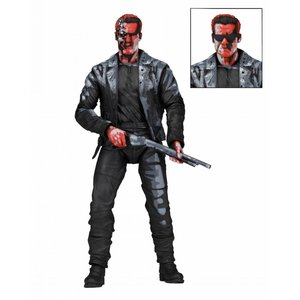 Terminator 2 Judgment Day Action Figure T-800 Video Game Appearance 18cm
