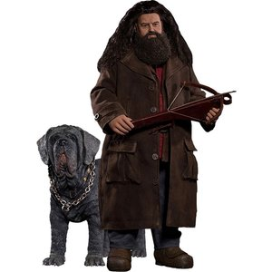 Harry Potter My Favourite Movie Action Figure 1/6 Rubeus Hagrid Deluxe 40 cm