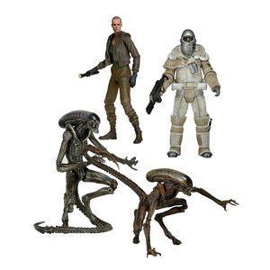 Aliens Action Figures 18 cm Series 8 Assortment (4)