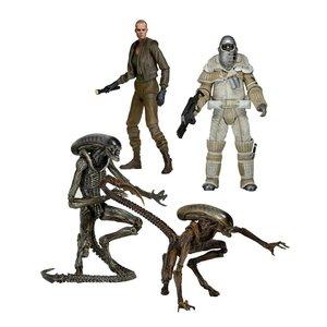 Aliens Actionfiguren 18 cm Serie 8 Sortiment (4)