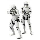 Star Wars Ep. VII: First Order Stormtrooper ARTFX+ 2-pack