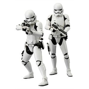 Star Wars The Force Awakens: First Order Stormtrooper ARTFX+ 2-pack