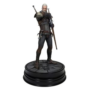 Witcher 3 Wild Hunt PVC Statue Geralt of Riva 20 cm