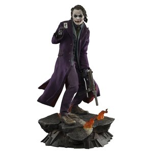 Batman The Dark Knight Premium Format Figur 1/4 Die Joker 48 cm