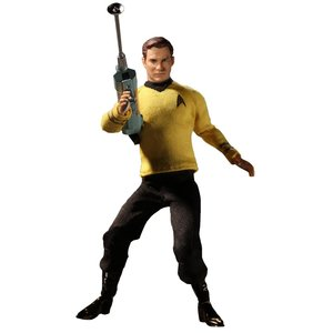 Star Trek Action Figure 1/12 Kirk 15cm