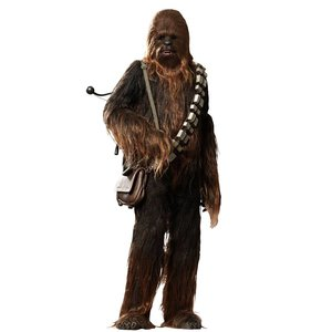 Star Wars Movie Masterpiece Actionfigur 1/6 Chewbacca 36 cm