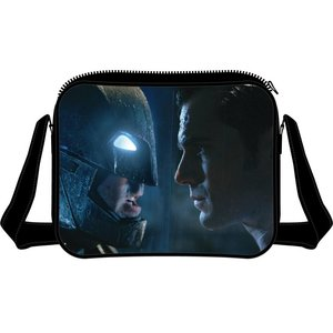 Batman v Superman Dawn of Justice Shoulder Bag Face to Face