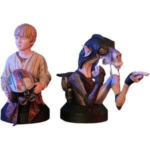 Star Wars - Anakin & Sebulba Mini Bust 2-Pack