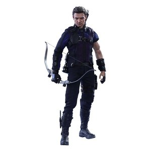 Captain America Civil War Movie Masterpiece Action Figure 1/6 Hawkeye 30 cm