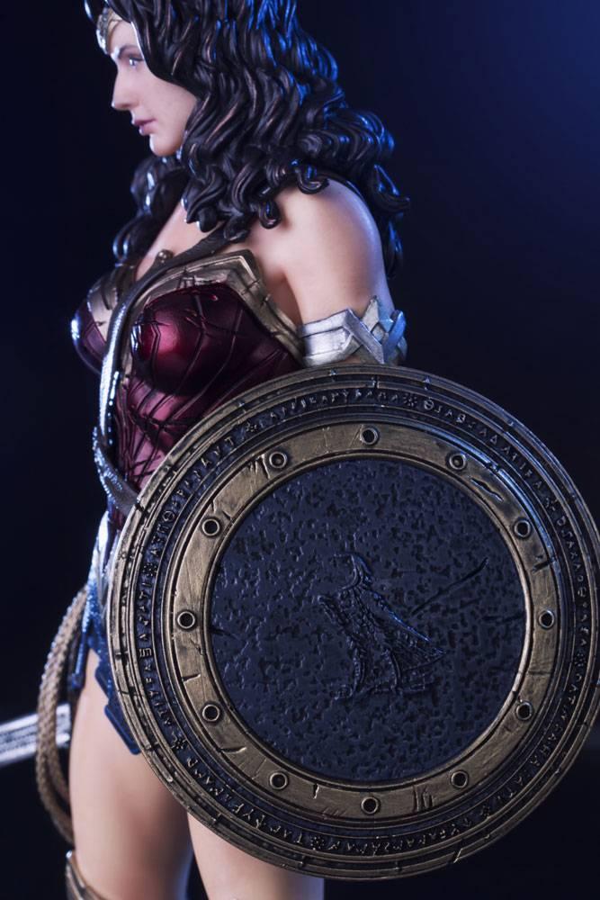 Batman V Superman Dawn Of Justice Statue 1 10 Wonder Woman 18 Cm
