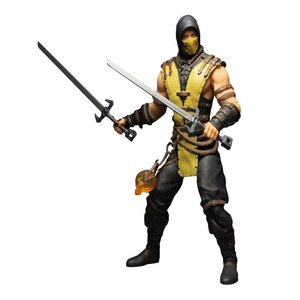 Mortal Kombat X Actionfigur 1/6 Scorpion 30cm
