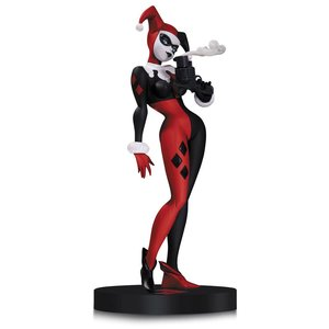 DC Comics Designer Statue Harley Quinn by Bruce Timm 26 cm