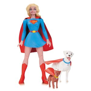 DC Comics Designer Action Figure Supergirl by Darwyn Cooke