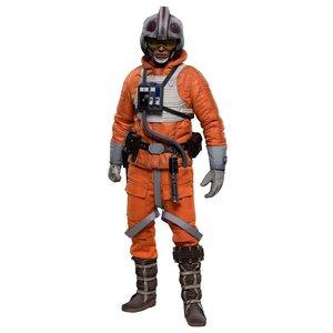 Star Wars Action Figure 1/6 Luke Skywalker Rogue Group Snowspeeder Pilot (Episode V) 30 cm