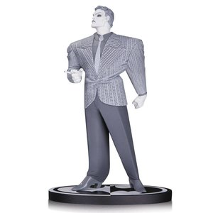 Batman Black & White Statue The Joker von Frank Miller 18 cm