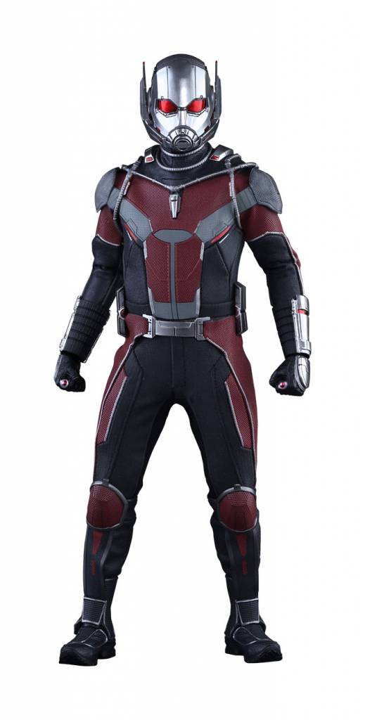 Captain America Civil War Movie Masterpiece Action Figure
