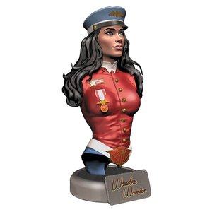 DC Comics Wonder Woman Bombshells Bust 19 cm