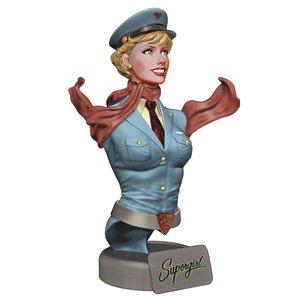 DC Comics Bombshells Bust Supergirl 19 cm