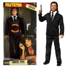 Pulp Fiction Vincent Vega 13 Inch Talking Action Figure