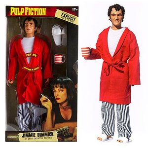 Pulp Fiction: Jimmy Dimmick 13 inch Talking Action Figure