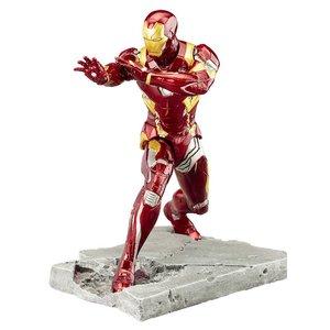 Captain America Civil War ARTFX + Statue 1/10 Iron Man Mark 46 (18 cm)