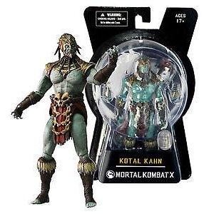 Mortal Kombat X-Serie 2 Actionfiguren Kotal Kahn