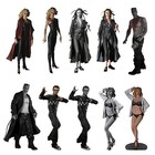 Sin City Series 2 Action Figure Set (10)