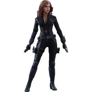 Captain America Civil War Movie Masterpiece Action Figure 1/6 Black Widow