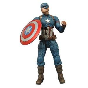 Captain America Civil War Marvel Select Actionfigur 18 cm