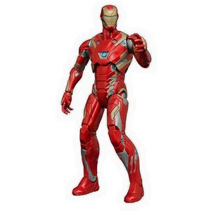 Captain America Civil War Marvel Select Action Figure 18 cm Iron Man Mark 46
