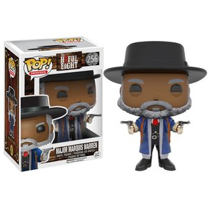 Pop! Movies: The Hateful Eight - Marquis Warren