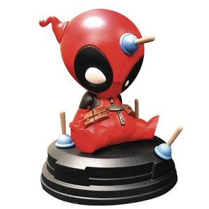 Marvel Comics Mini-Statue Deadpool 9 cm