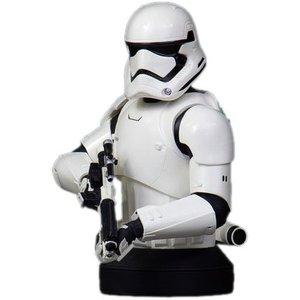 Star Wars Episode VII Büste 1/6 erster Ordnung Stormtrooper Deluxe 16 cm