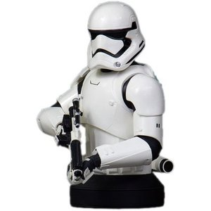 Star Wars Episode VII Bust 1/6 First Order Stormtrooper Deluxe 16 cm