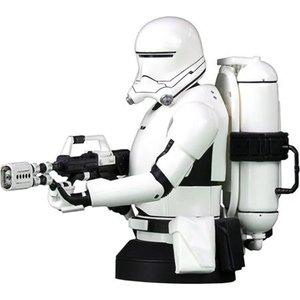 Star Wars Episode VII Bust 1/6 First Order Flame Trooper 16 cm