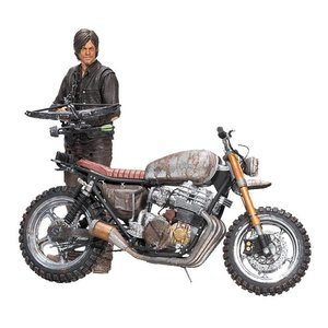 The Walking Dead: Daryl Dixon with new Bike Deluxe Box Set