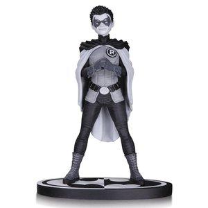 Batman Black & White Statue Robin by Frank Quitely 16 cm