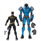 DC Comics Designer Action Figure 2-Pack Batman by Greg Capullo