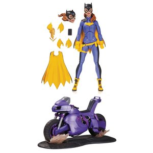 DC Comics Deluxe Action Figure Batgirl of Burnside 15 cm