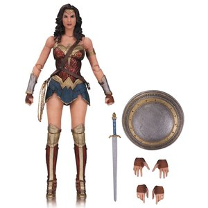 DC Films Action Figure Wonder Woman (Batman v Superman Dawn of Justice) 17 cm