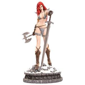 Frauen von Dynamite Red Sonja Statue 43 cm