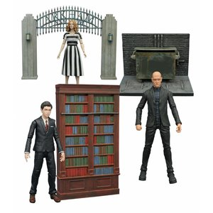Gotham Select Action Figures 18 cm Series 3 (3)