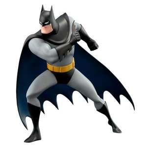 DC Comics ARTFX + PVC Statue 1/10 Batman (The Animated Series) 19 cm