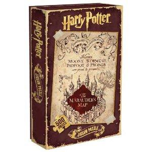 Harry Potter Puzzle Karte des Rumtreibers