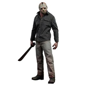 Friday the 13th Part III 1/6 Action Figure Jason Voorhees 30 cm